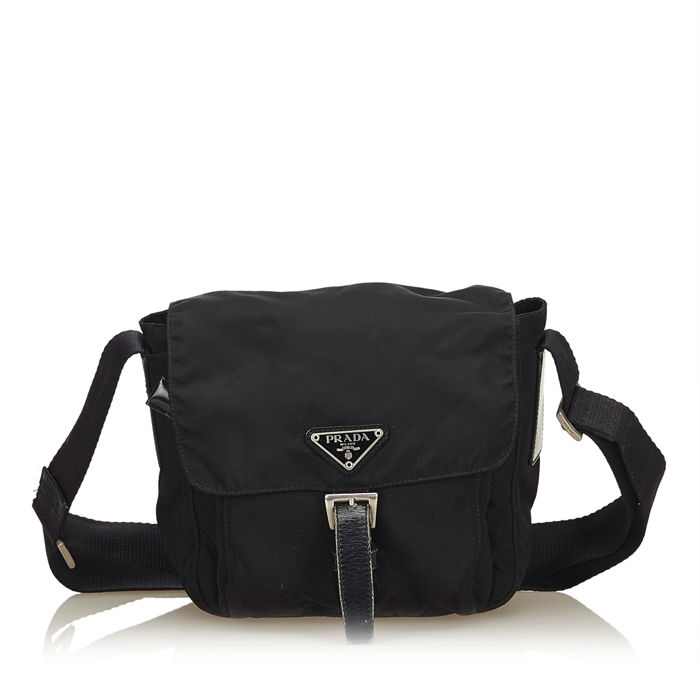 Prada - Nylon Shoulder Bag