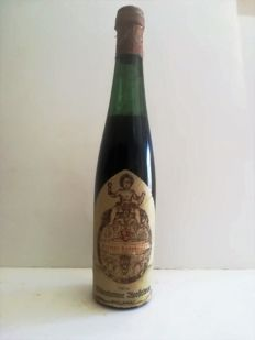 1727 Rüdesheim apostle wine, Bremen Ratskeller - 1 bottle 35cl