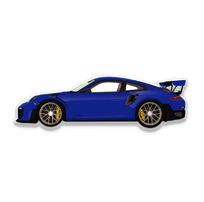 Decorative object - SL- Halmo Collection Porsche 991 GT2 RS - 2018-2018 (1 items)