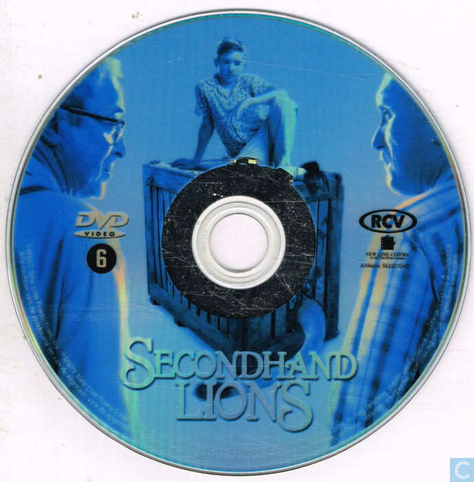 Secondhand Lions - DVD - Catawiki