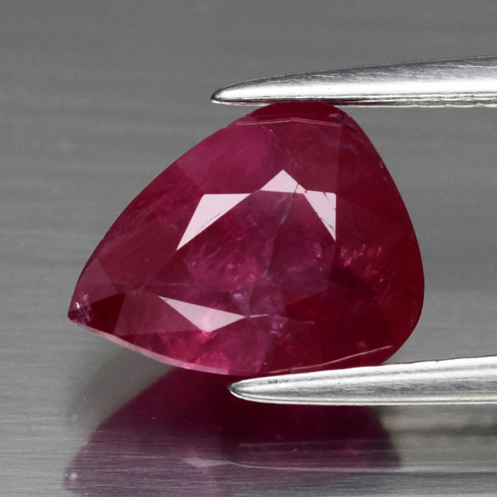Ruby - 2.62 ct