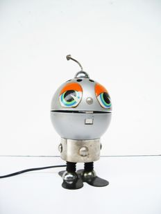 "Satco - ""Robot"" table lamp"