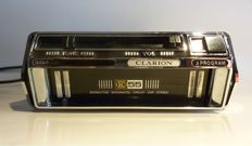 Eight-track cassette player - Clarion IC 55 monol. integrated circuit car stereo - 1972 (1 items)