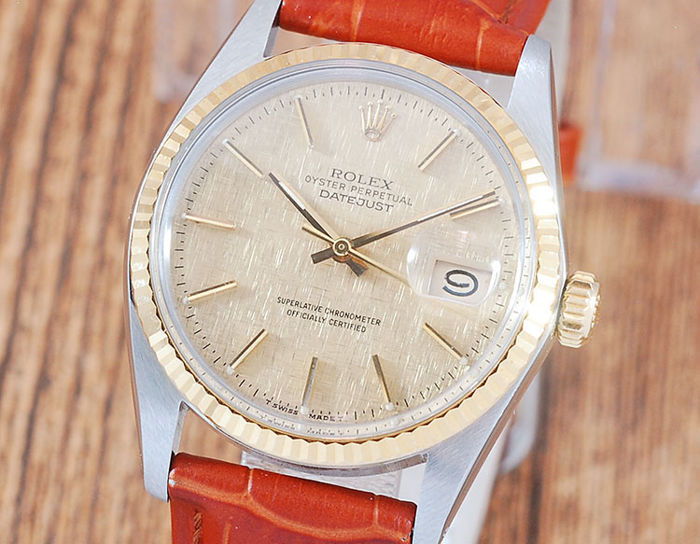 Rolex - Oyster Perpetual DateJust - 16013 - Hombre - 1980-1989