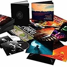 David Gilmour - Live at Pompeii - Blu-Ray, Box, CD, Deluxe Edition - 2017