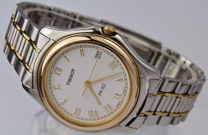 Tissot - PR50 - Swiss Made - Excellent Condition - Hombre - 2011 - actualidad