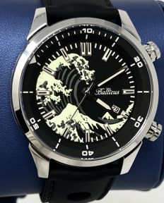 Balticus - Automatic with Date The Wave Limited Edition of 100 pieces - Uomo - 2011-presente