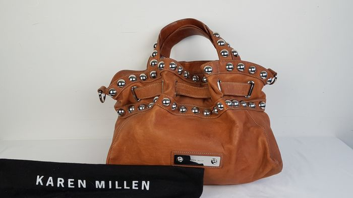 4a17400fde Karen Millen shoulder bag - detachable handle - dustbag - Catawiki