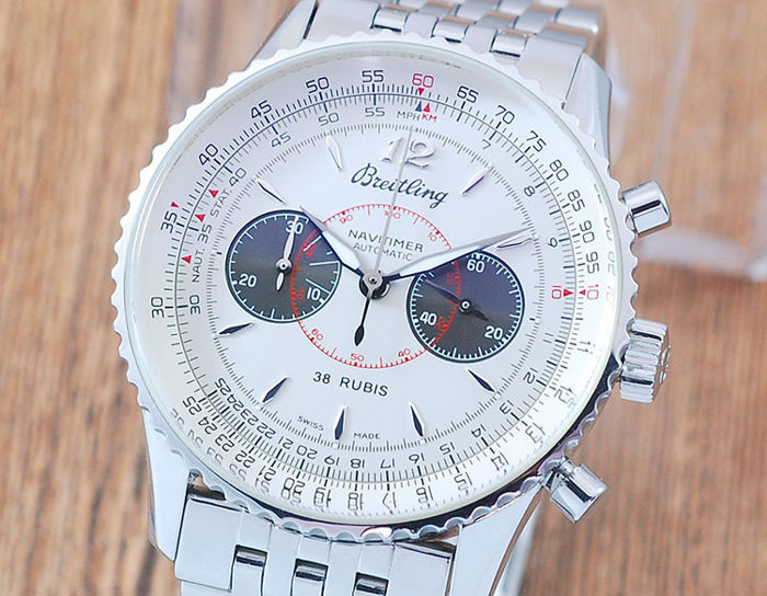 Breitling - Navitimer 02 Limited Edition - A47330 - Heren - 2000-2010