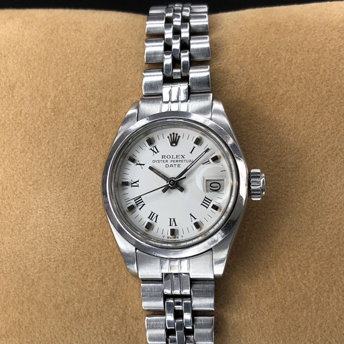Rolex - Oyster Perpetual Date Lady - 6916 - 女士 - 1970-1979