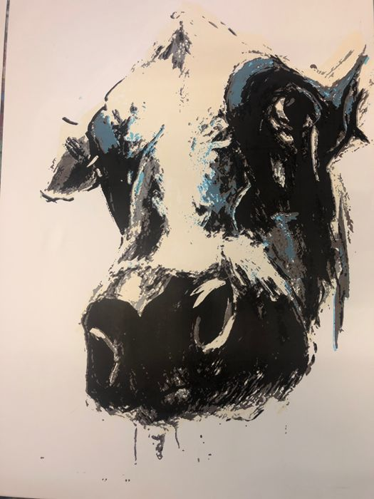 Theo Onnes - Cow 2