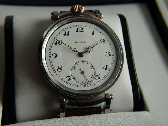 Lanco - marriage watch - 男士 - 1901-1949