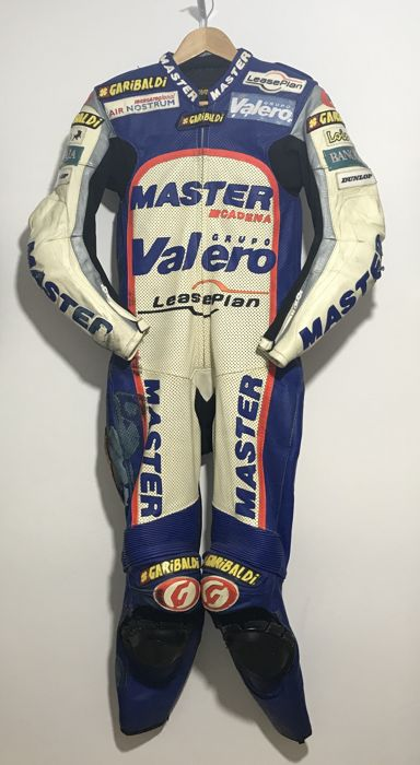 Racing suit - Héctor Barberá - 2000 (1 object)