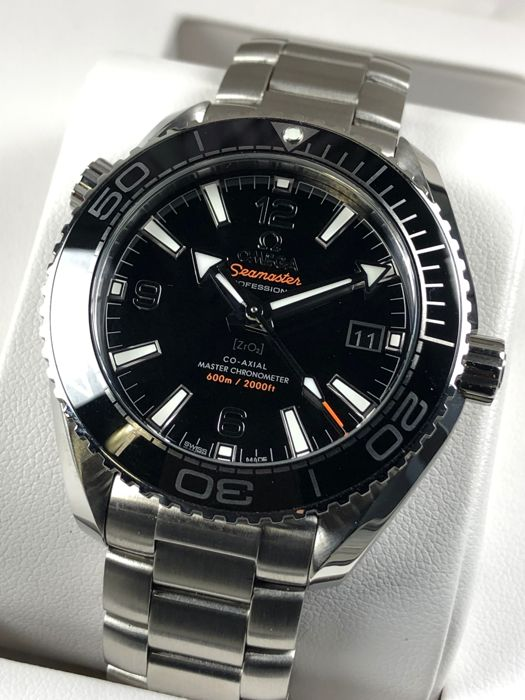 Omega - Seamaster Planet Ocean 600M Master Co-Axial NEW! - 215.30.40.20.01.001 - 男士 - 2011至现在