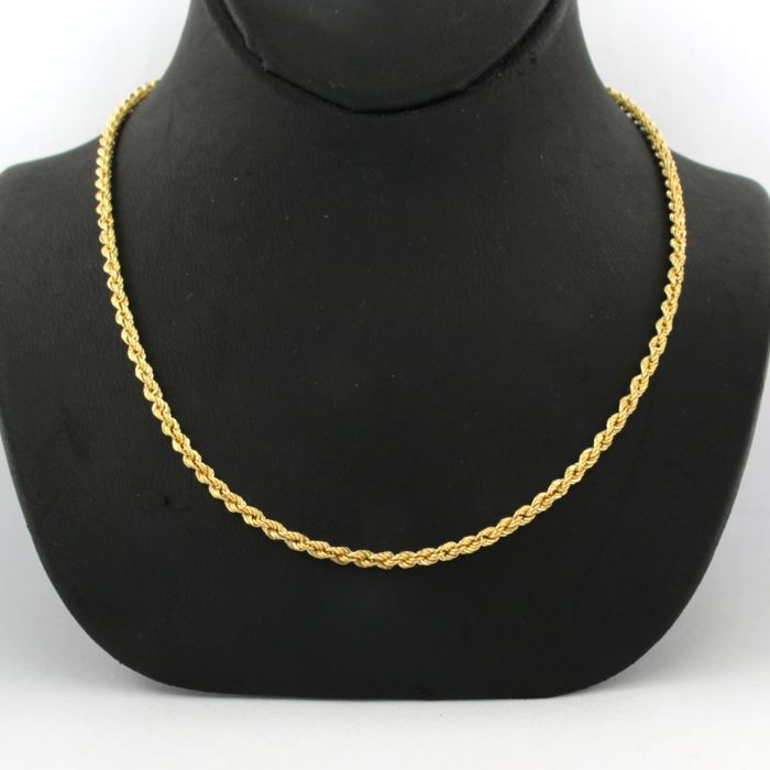 14 carats - Collier