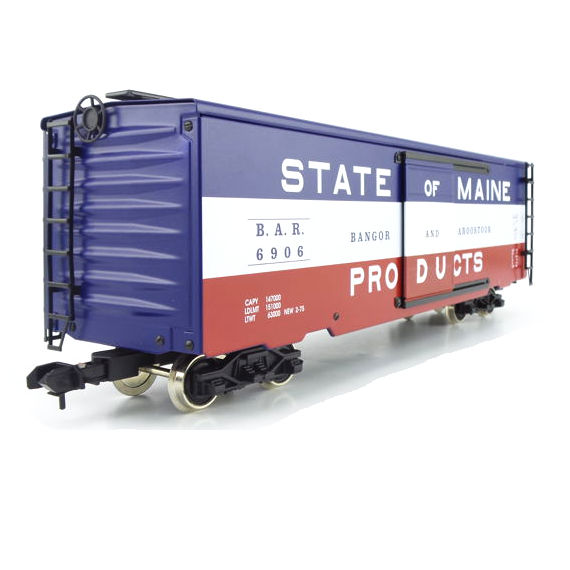 Marklin 1 54872 Freight Carriage 4 Axle Box Car State Of