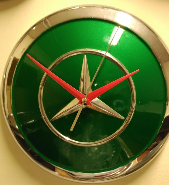 Wall Clock - MERCEDES BENZ - 1953-1963 (1 items)