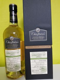 Ardbeg 2000 15 years old Ian MacLeod - Chieftain's Collection  - b. 2015 - 700ml