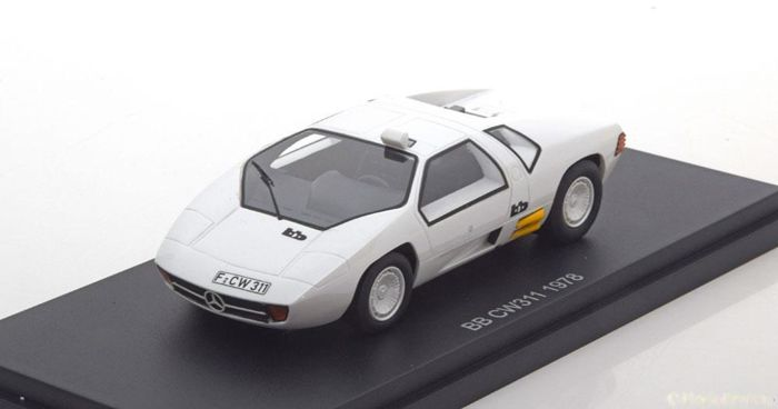 Best of Show - 1:43 - Mercedes BB CW 311