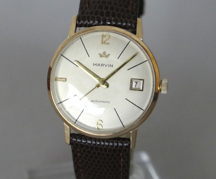 Marvin - MARVIN 776 Automatic caliber - NO RESERVE PRICE - Herren - 1960-1969