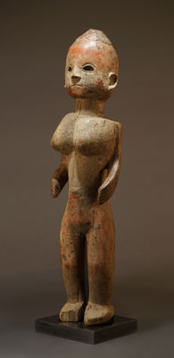 Sculpture - Wood - Tiv - Nigeria