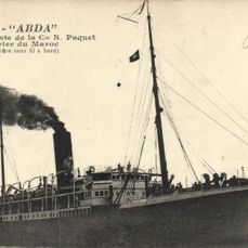 France - Seagoing vessels - Passengers and merchant shipping - Postcards (82) - 1900-1950