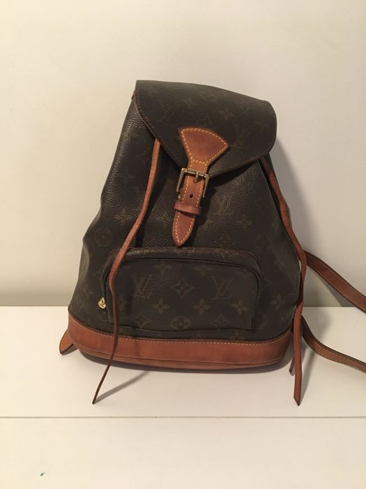 e45d6c08e Louis Vuitton - Montsouris MM Backpack - Catawiki