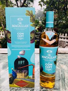 Macallan - Concept Number 1 - 700ml