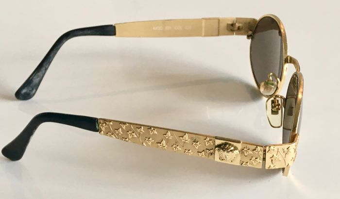 0a480f0bbf213 Istante By Gianni Versace - MOD X01 COL. 030 Sunglasses. Lot reference  23723845