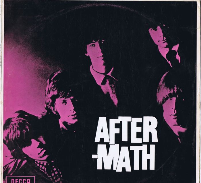 The Rolling Stones - After-Math - Album LP - 1966