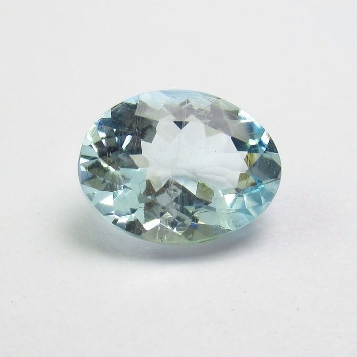 Aigue-marine - 2.10 ct