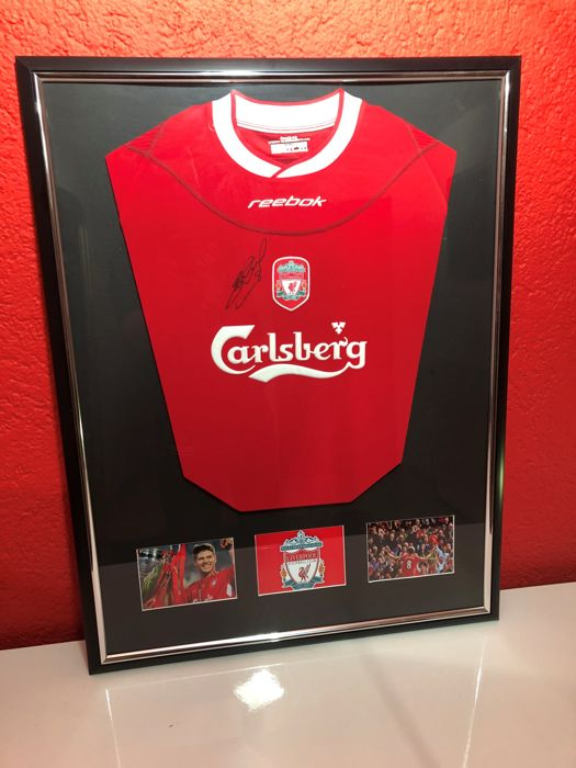 Liverpool  - Premier league - Legend Steven Gerrard - Jersey(s)