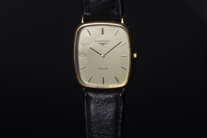Longines - Classic Thin Dresswatch - Ref 6668 - Heren - 1990-1999