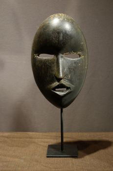 Mask - Wood - Deangle - Dan - Liberia