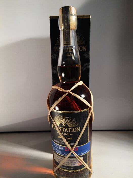 Sancti Spiritus 2003 15 years old Plantation - Cuba - single cask Selected by LMDW  - 70cl