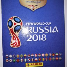 Panini - Album complet World Cup 2018 Russia