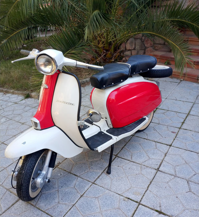 Innocenti - Serveta - SP - 150 cc - 1985