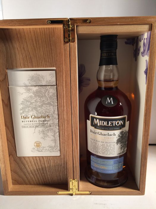 Midleton Dair Ghaelach Bluebell Forest batch 01 - tree 03 - 0,7 Liter