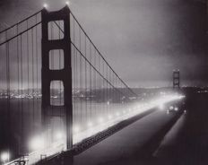 Unknown/ International News Photos - Golden Gate grand opening, 1937