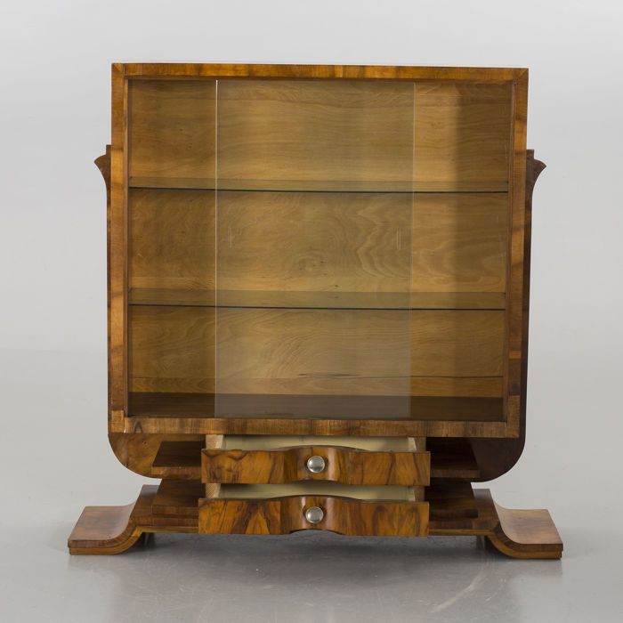 Luxurious Art Deco sideboard / cabinet