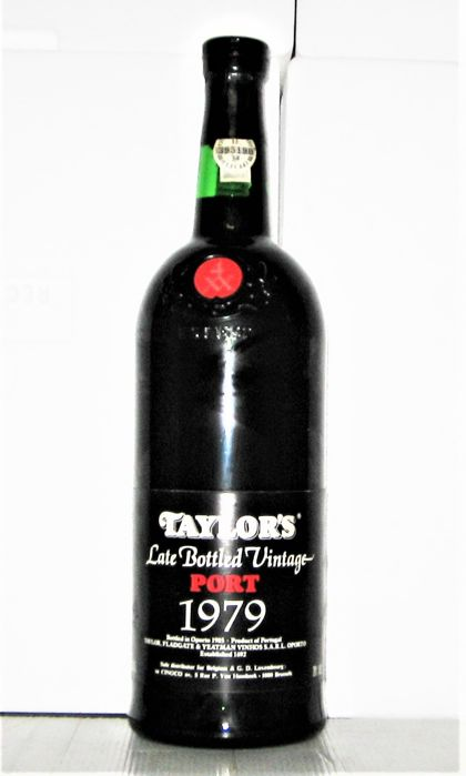 1979 Taylor's Late Bottled Vintage Port - 1 Magnum (1.5L)