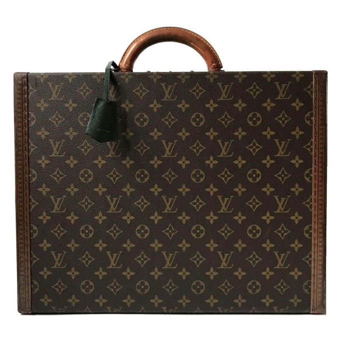 Louis Vuitton - Président Briefcase - Catawiki a969082d235