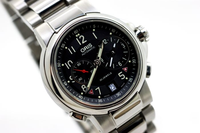 e9cc671b056 Oris - Artelier Worldtimer GMT Automatic - Ref.7494 - Men - 2000-2010