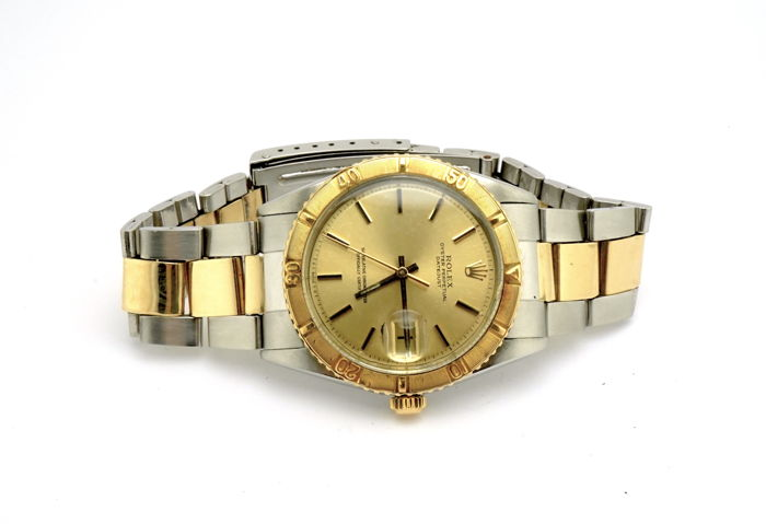 Rolex - Oyster Perpetual Datejust  Turn-O-Graph - 1625 - Heren - 1960-1969