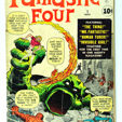 Fantastic Four Auction (i-AMFoundation Top Collection)