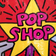 Auktion over Pop Shop (flere)