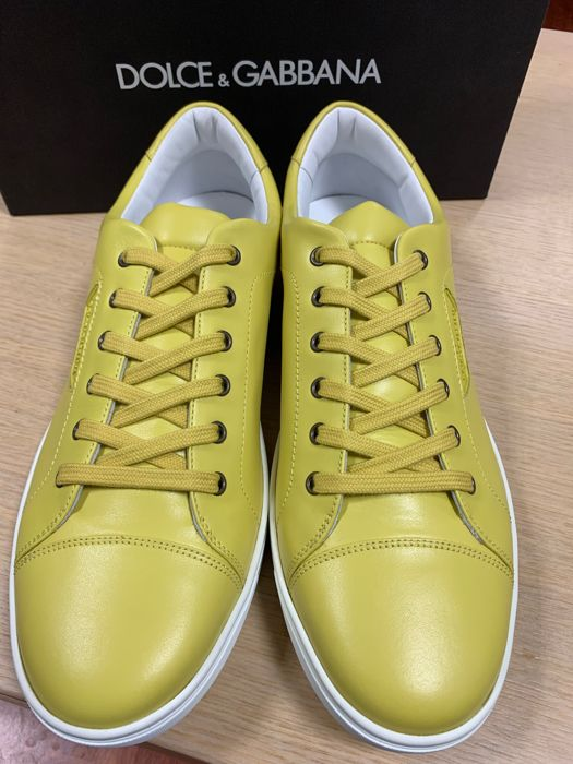 Dolce & Gabbana - Leather - Shoes  - Size: 39