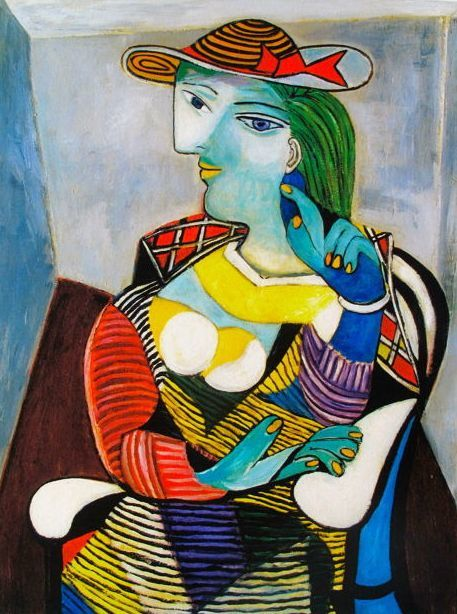Pablo Picasso (after) - Marie Therese Walter