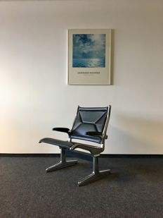 Charles Eames, Ray Eames - Herman Miller - Fauteuil, Eames tandem sling