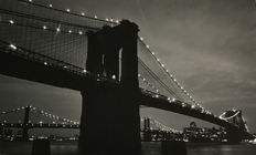 Teun Voeten (1961-) - Brooklyn bridge, 1999